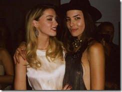 Amber Heard Tasya Van Ree pic