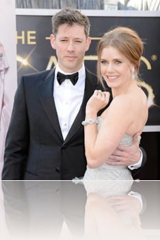 Amy Adams boyfriend Darren Le Gallo