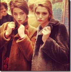 Camilla Millie Brady Harry Styles pic
