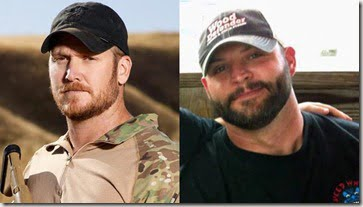 Chris Kyle Chad Littlefield