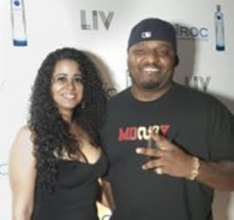 Elisa Larregui- Spears is MAD tv Aries Spears' Wife