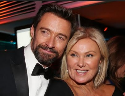 Deborra Lee Furness- Jackman is Hugh Jackman's Wife