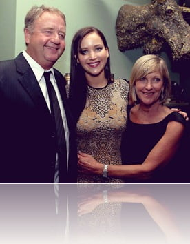 Jennifer Lawrence mother Karen Koch Lawrence pics