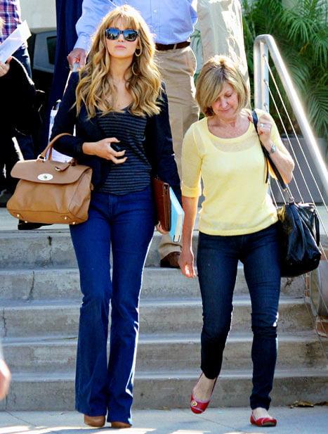 Karen Lawrence is Jennifer Lawrence's Mother ...