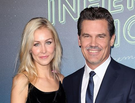 Josh Brolin's HOT Wife Kathryn Boyd