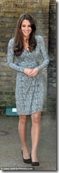 Kate Middleton pregnant image