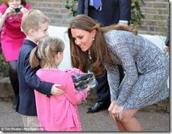 Kate Middleton pregnant photos