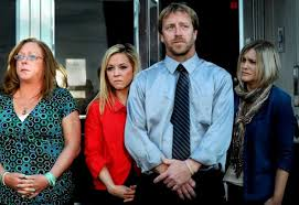 Kyra Steger family