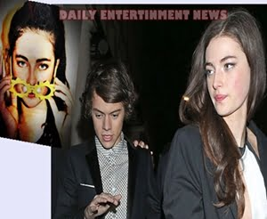 Model Millie Brady is OD Harry Styles' New Girlfriend (PHOTOS)