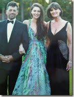Millie Brady parents