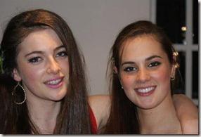 Millie Brady sister Caroline