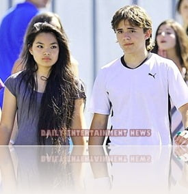 Niki Berger Prince Michael Jackson girlfriend p
