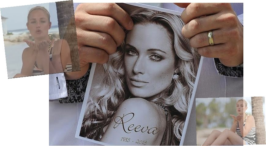 VIDEO: Reeva Steenkamp's Funeral Photos