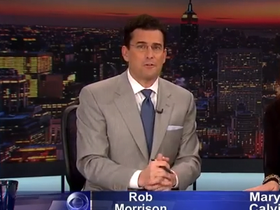 Who is Rob Morrison's Second Mistress still Working at CBS ...