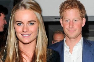 Cressida Bonas is Prince Harry's Girlfriend- PHOTOS