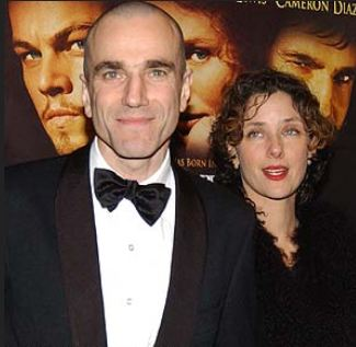 Rebecca Day-Lewis (Rebecca Miller) is Daniel Day-Lewis' wife