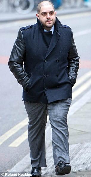 Derek Rose (Jonathan Ketterman )- Tamara Ecclestone's Ex-Boyfriend (PHOTOS)
