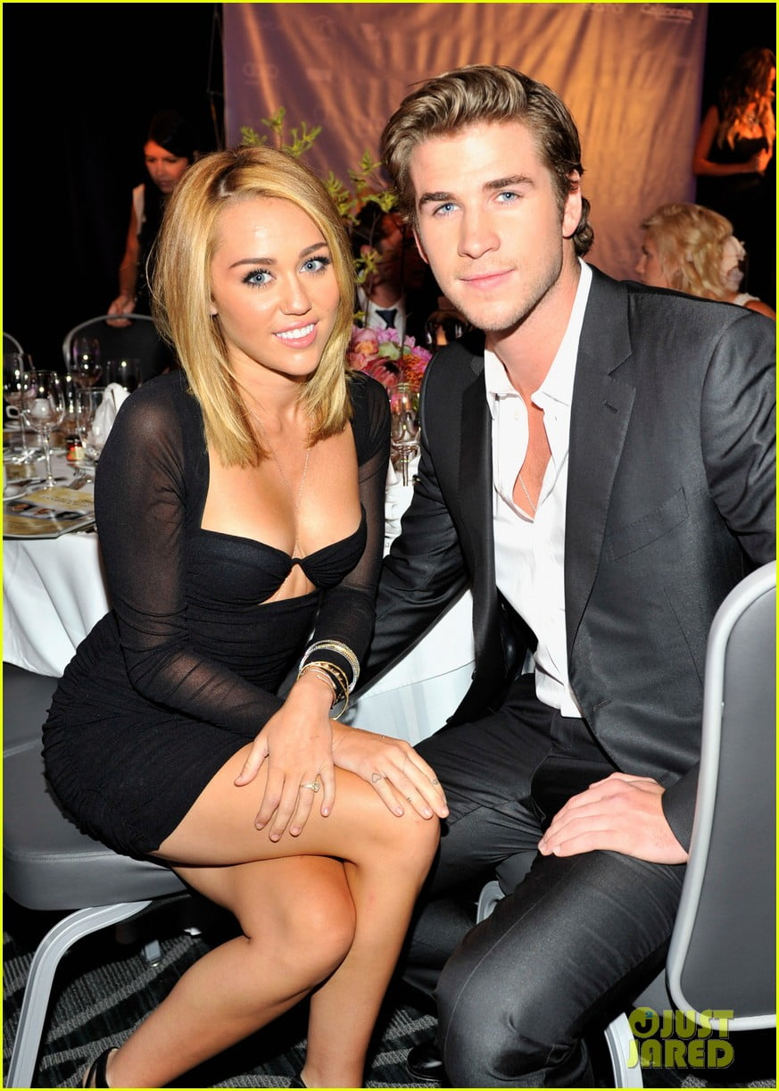 liam and miley cyrus relationship