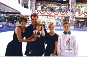Alexandra Forsythe Dorothy Hamill daughter photo