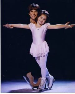 Alexandra Forsythe Dorothy Hamill daughter pictures