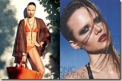 Alicia Rountree modeling pics