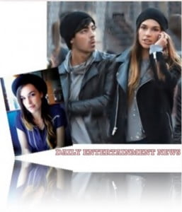 Model. Blanda Eggenschwiler is Joe Jonas' Girlfriend (PHOTOS)