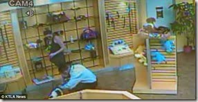 Brittanie Weaver peeping tom Kevin Lim