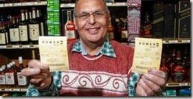 Eagle Liquors clerk Pravin Makodia