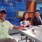 Erika de la Vega Henrique Capriles photo