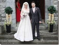 Greg Horan Denise Kelly wedding photo