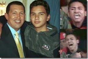 Hugo Chavez son Hugo Chavez Jr