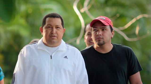 Hugo Rafael Chavez Jr.- Venezuelan President Hugo Chavez' Son (PHOTOS)
