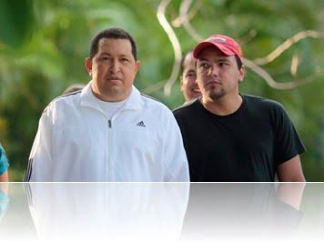 Hugo Rafael Chavez Colmenares Hugo Chavez son