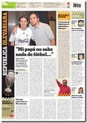 Hugo chavez Lionel Messi pic