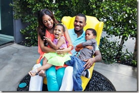 Jayceon-Taylor-and-Tiffney-Cambridge-with-their-kids