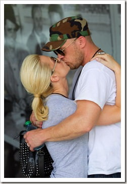 Kyle Jacobs- DWTS Kellie Pickler's Husband