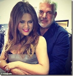 Hairdresser Alex Roldan- Khloe Kardashian's Real Father