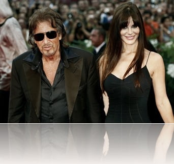 Lucila Sola Al Pacino girlfriend photo