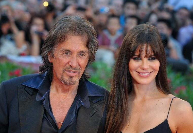 Lucila Sola- Al Pacino's Sexy Young Girlfriend (PHOTOS)
