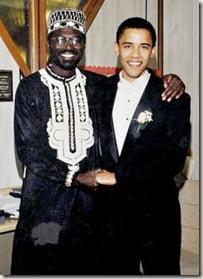 Malik Obama- President Obama's Brother