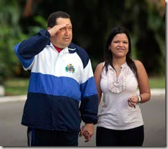 Maria Gabriela Chavez Hugo Chaves daughter