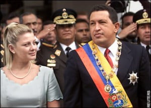 Marisabel roddriguez de Chavez hugo Chavez wife photos