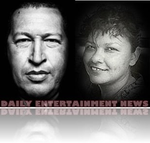 Nancy Colmenares Hugo Chavez first wife