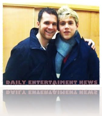 Niall Horan brother Greg Horan