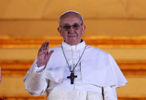 Jorge Mario Bergoglio- New 2013 Pope Francis I (PHOTOS)