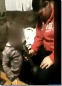 Rachelle Braaten- Mom lets her 2-year-old Smoke Pot