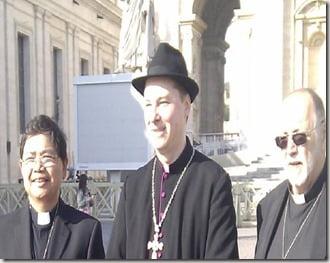 Ralph Napierski  fake bishop pic