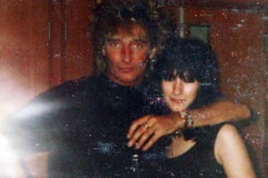 Sarah Streeter- Rod Stewart and Susannah Boffey's daughter