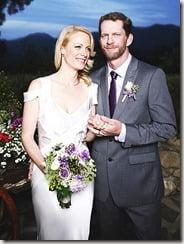 Alison Eastwwods Wedding