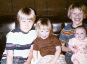 Travis Alexander family